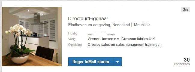 slechte profielfoto LinkedIN